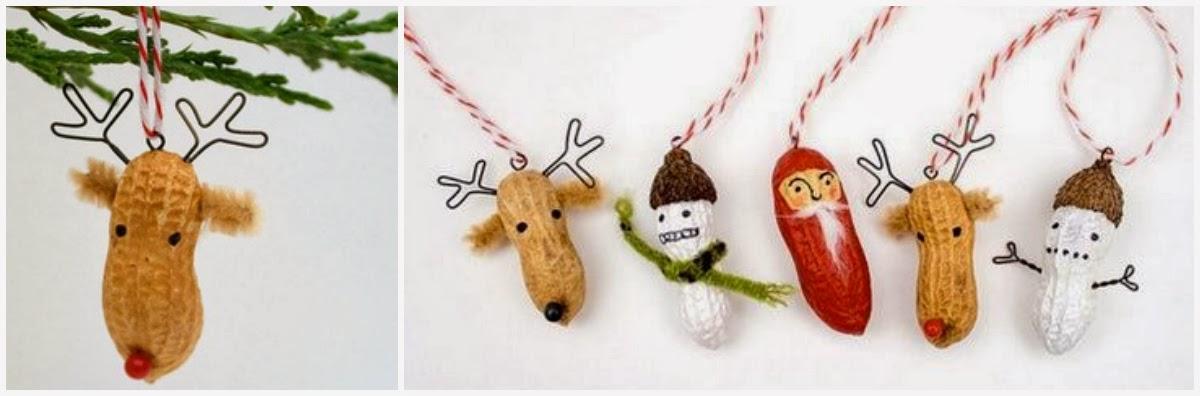 Decoraciones para el rbol de navidad diy for Decoracion de navidad casera
