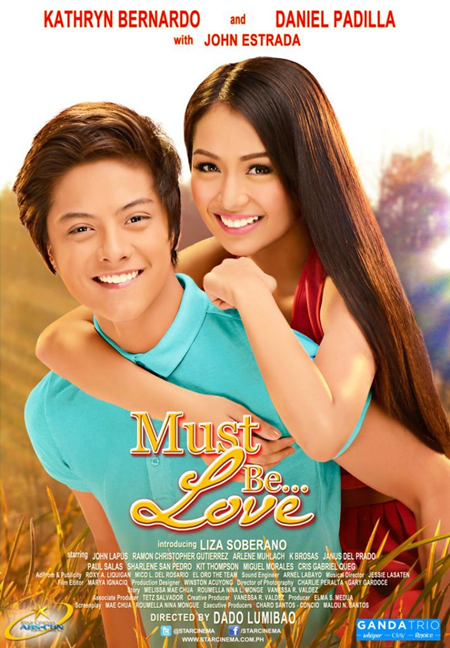 Must Be Love Gross P50-Million on First Week, KathNiel Certified Box Office Stars