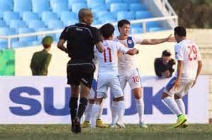 Timnas Indonesia Dibantai 4 Gol Atas Filipina