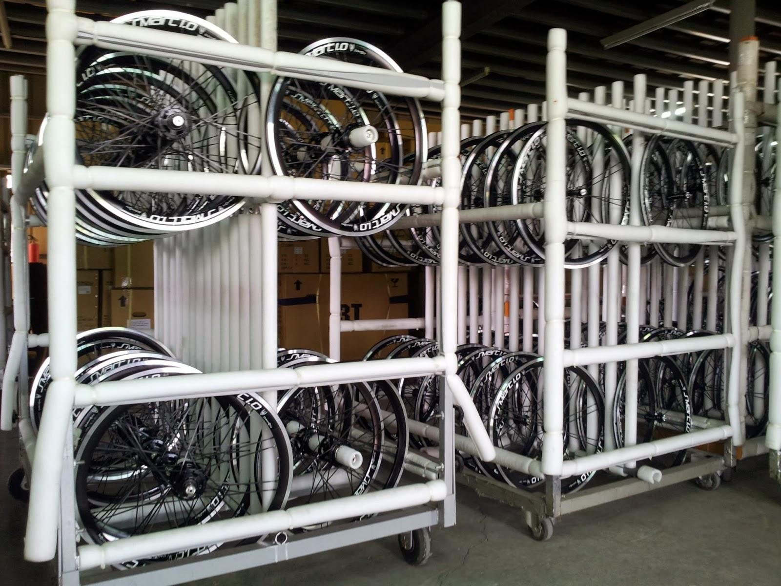 WheelSport fábrica