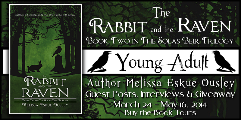 The Rabbit and the Raven Giveaway Ends 5/16