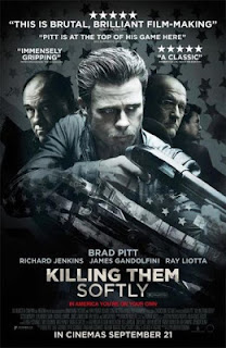 Killing Them Softly (2012) Movie Poster