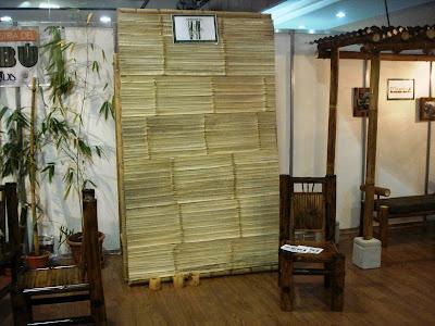 Bambú en Feria de Proveeduría 2012