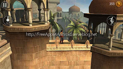 Prince of Persia Shadow&Flame Free Apps 4 Android