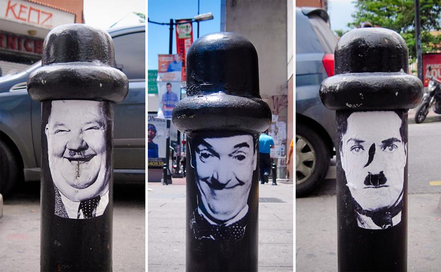 Street Art   Art with Hat