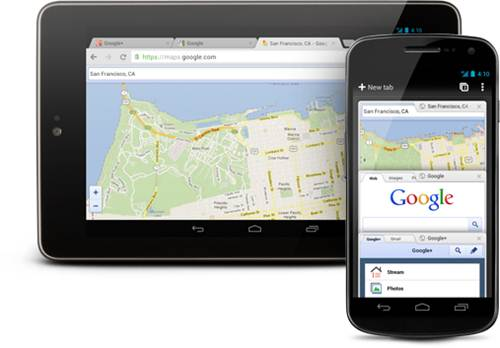 Download Google Chrome untuk Android (Tablet dan Handphone)