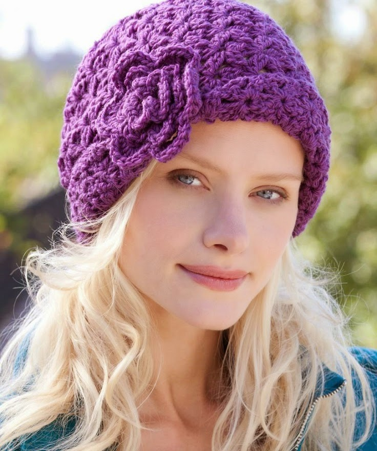 Top 10 DIY Crocheted Hats