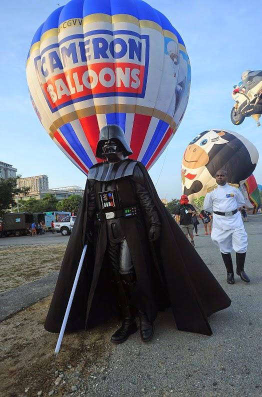 Malaysia Lord Vader