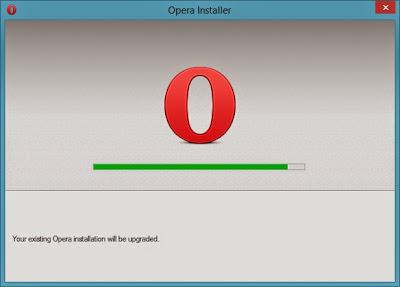 تحميل النسخة الجديدة من متصفح اوبيرا باصدار 15.0.1147.138