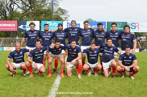 Seleccionado mayor de la Unión de Rugby de Rosario