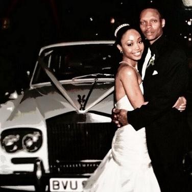 Ron devoe wedding