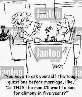 Funny Wife Humor Cartoon