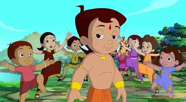 Chota Bheem HD Wallpapers Free Download