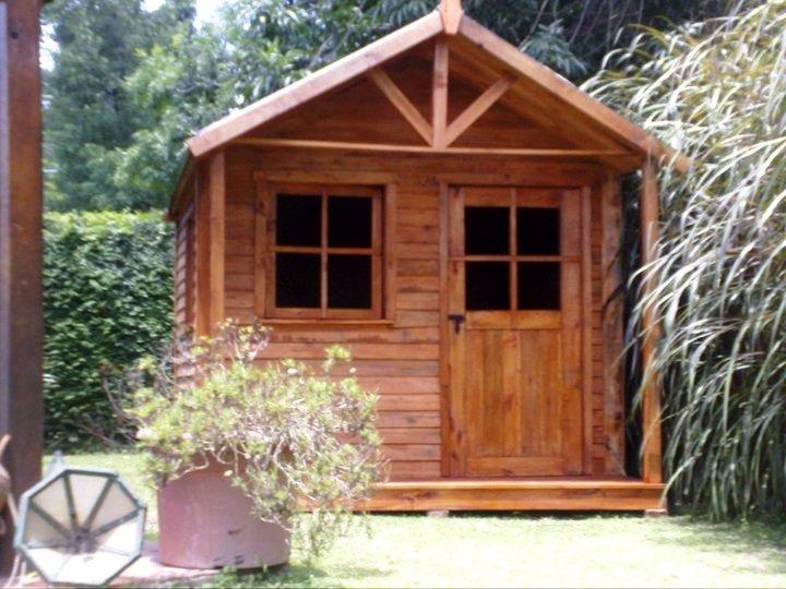 Una idea genial lote 93 for Cobertizos de jardin baratos