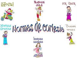NORMAS DE CORTESÍA