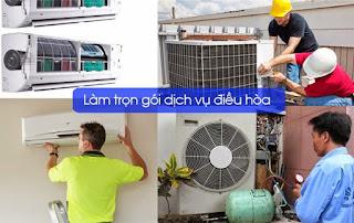 Sửa chữa điều hòa không chạy tại Hà Nội