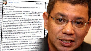 UMNO gagal dalam perjuangan politik – Saifuddin