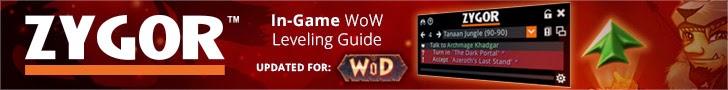 WOD Leveling Addon