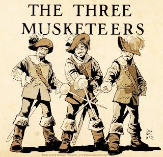 Три мушкетера фильм советский