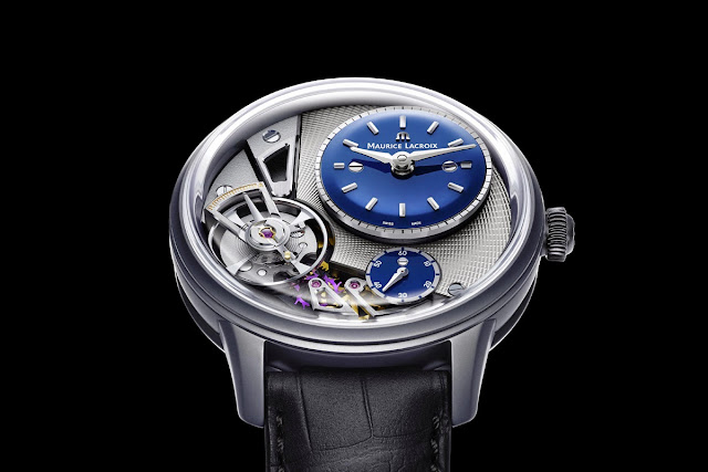Maurice Lacroix Masterpiece Gravity 40th Anniversary Limited