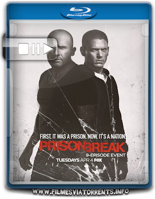 Prison Break 5ª Temporada (Prison Break: Sequel) Torrent
