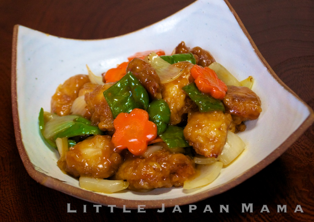 Sweet and Sour Pork (or Chicken) Recipe