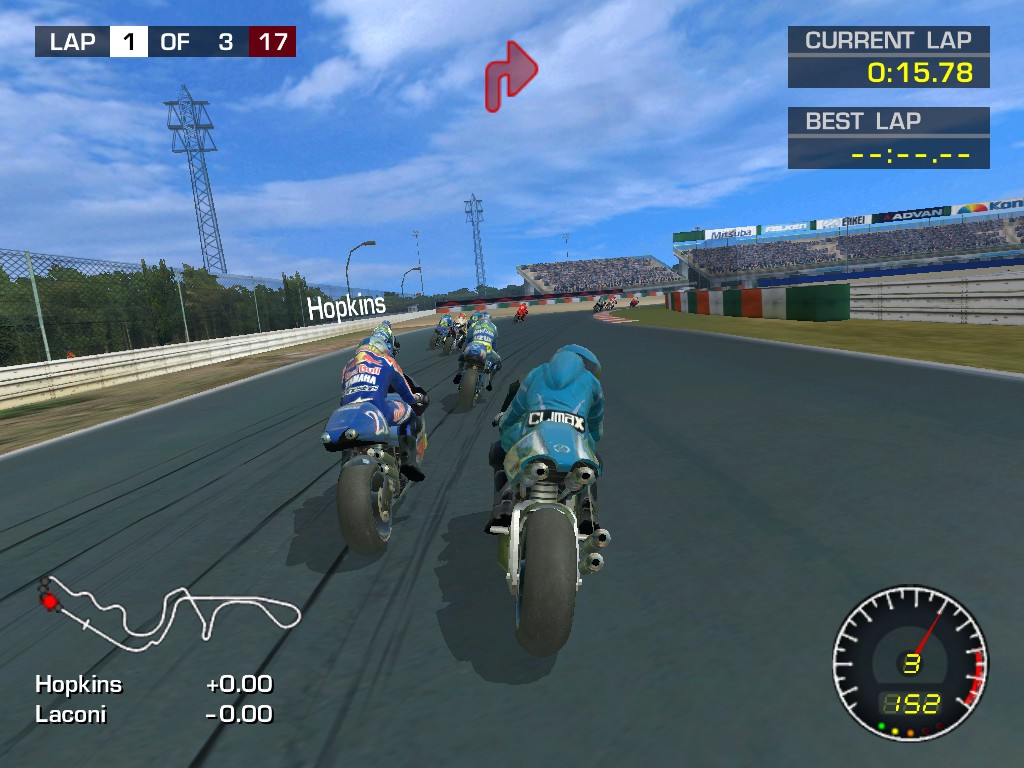 Download Game MotoGp 2 Full For PC