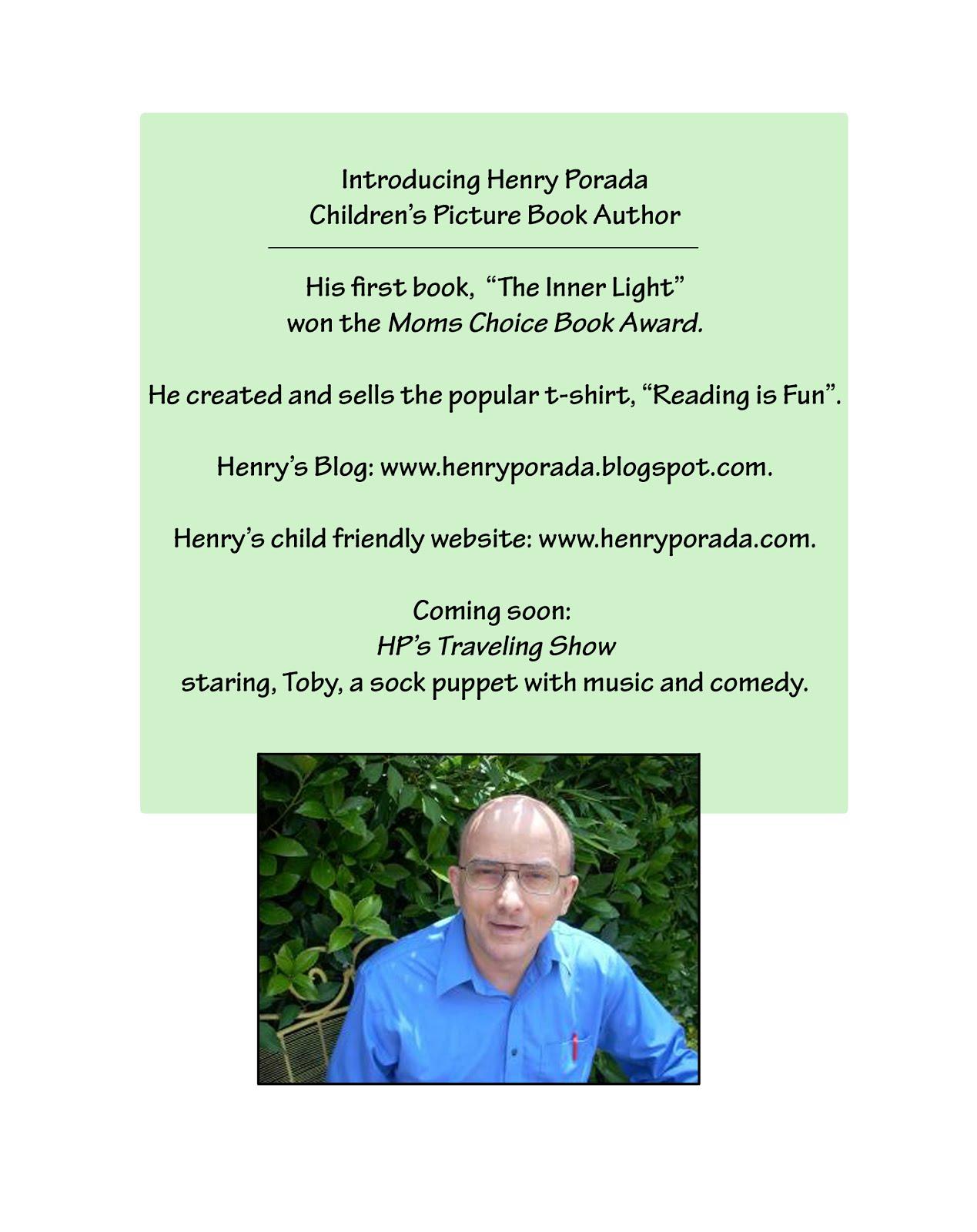 Henry Porada BIO