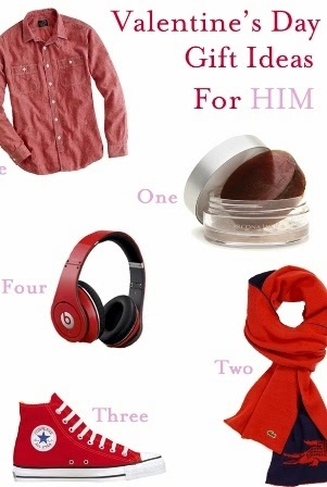 Valentines 2014: Valentines Day Gifts Ideas For Men/Him