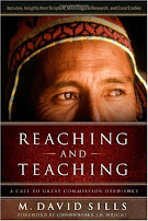 Reaching &amp; Teaching