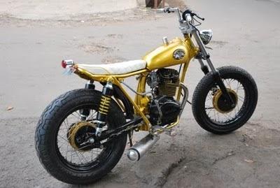 motor tiger dan ratusan artikel lain tentang modifikasi motor di Motor title=