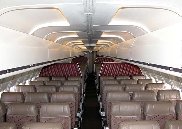 hi tech automotive southwest airlines interior. Black Bedroom Furniture Sets. Home Design Ideas