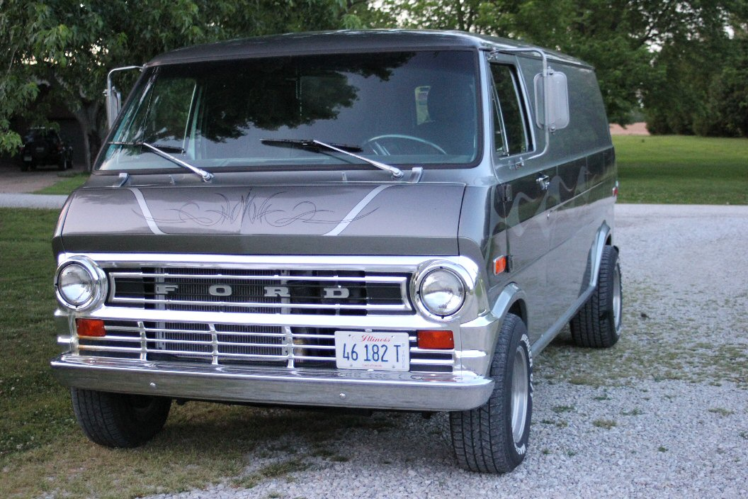 Buy classic 70\'s vans for sale