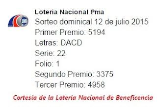 sorteo-dominical-12-de-julio-2015-loteria-nacional-de-panama