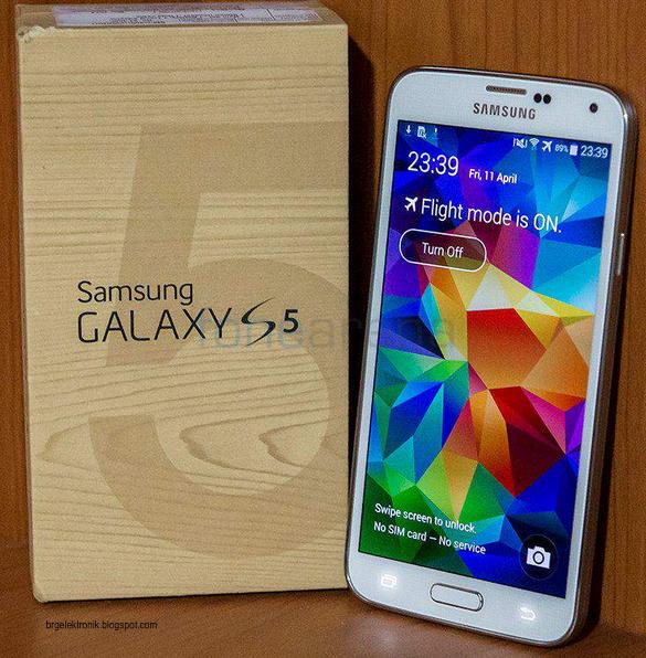 Daftar Harga Samsung Galaxy S5 Baru Di Bebebrapa Kota Di