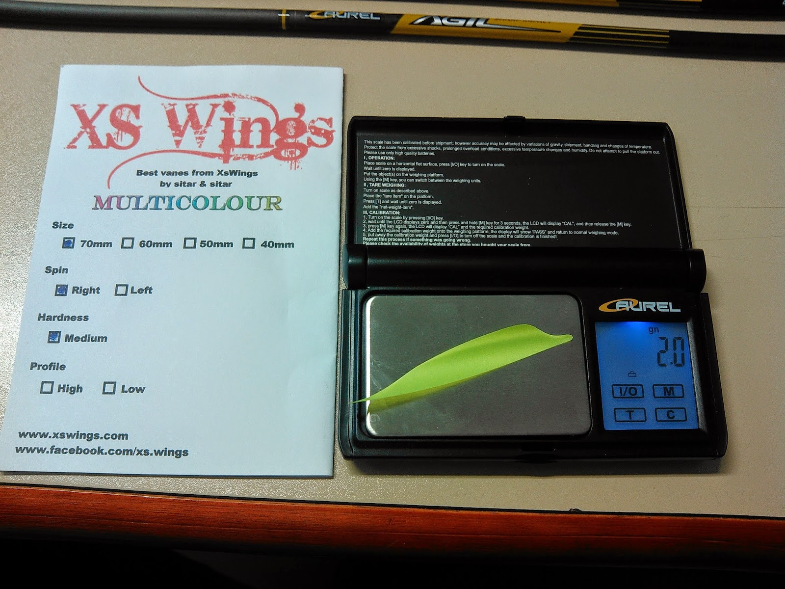 Vanes XS-Wings - Montage et tests des 70 mm sur Aurel Agil IMG_20150306_104209