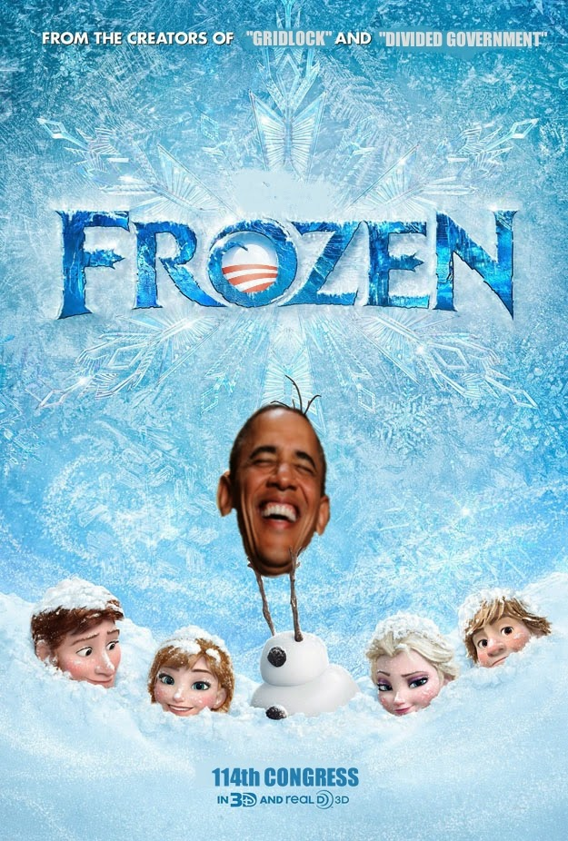 State of the Union - The Musical - 2015 Frozen Edition