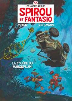 Spirou et Fantasio Tome 55