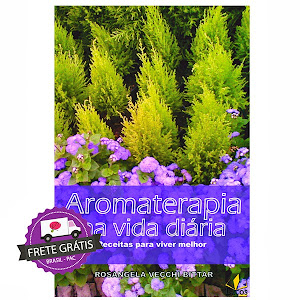 LIVRO AROMATERAPIA. ADQUIRA O SEU!