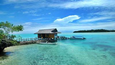 Kepulauan Derawan, Kalimantan Timur
