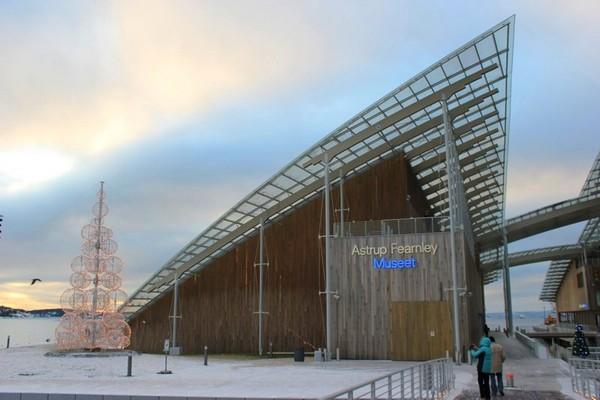 Astrop Fearnley Museet Oslo