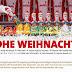 Clubes alemães deixam mensagem de Natal aos torcedores. Confira