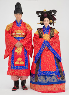 Pakaian pernikahan korea
