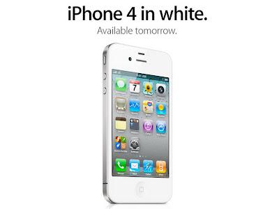 白色iphone 4