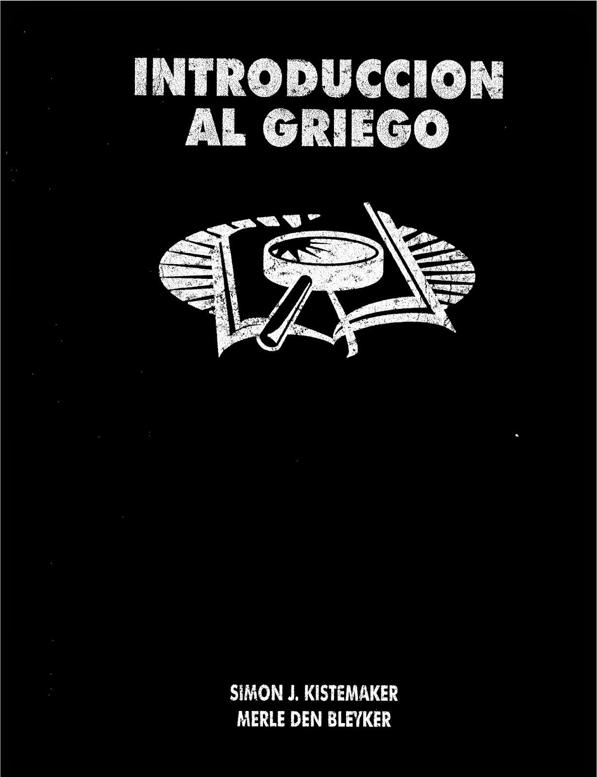 Varios Autores-Introducción Al Griego-