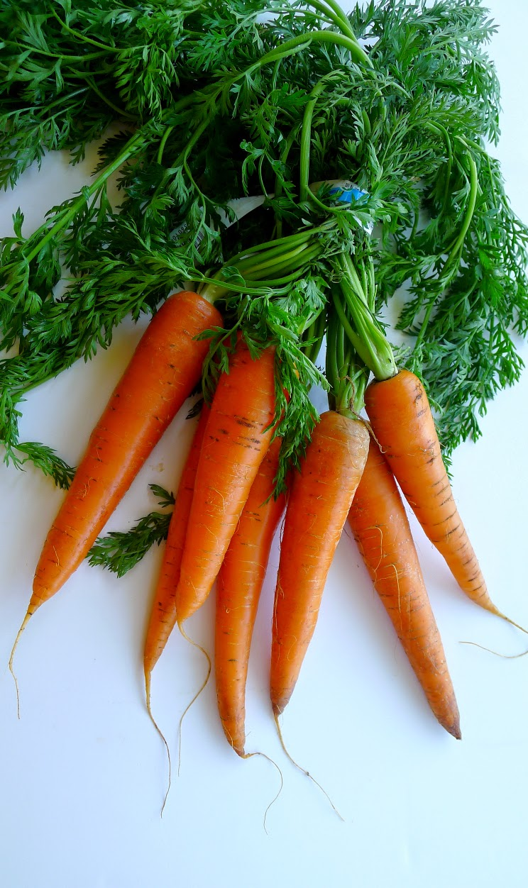 My Kitchen In Spain Bring On The Carrots