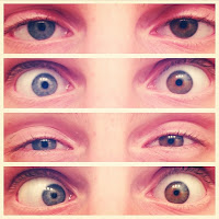 Heterochromia Iridum - Different Colored Eyes Day