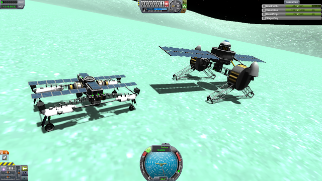 nasa ksp rover electric - photo #2