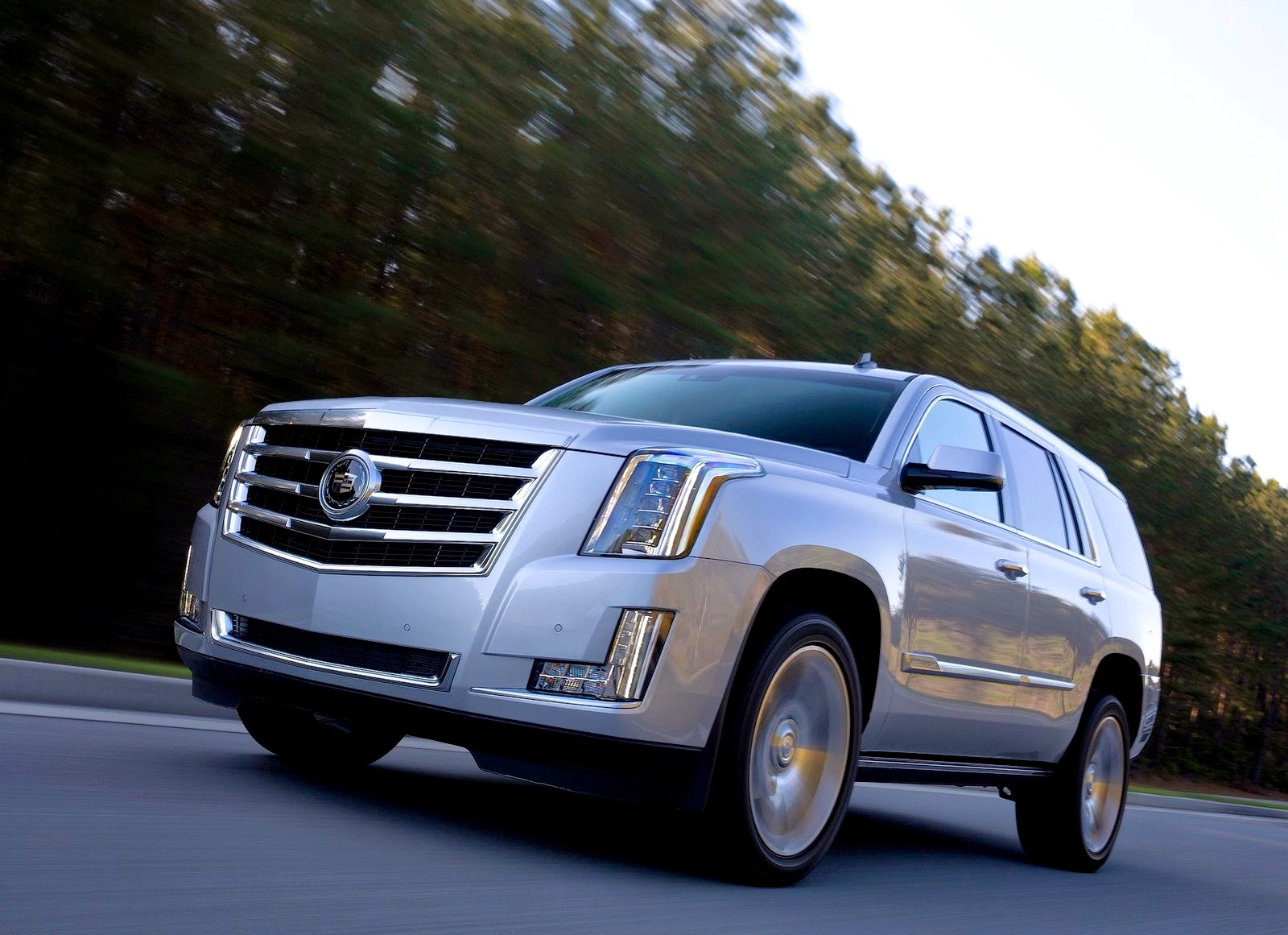 the new suv cadillac escalade 2015 supercars show. Black Bedroom Furniture Sets. Home Design Ideas