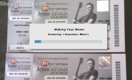 HOW TO : Create Movie of your Facebook Timeline profile